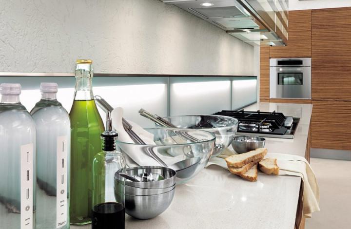 Top in Quarzo - Piano top cucina | SecondLifeKitchen