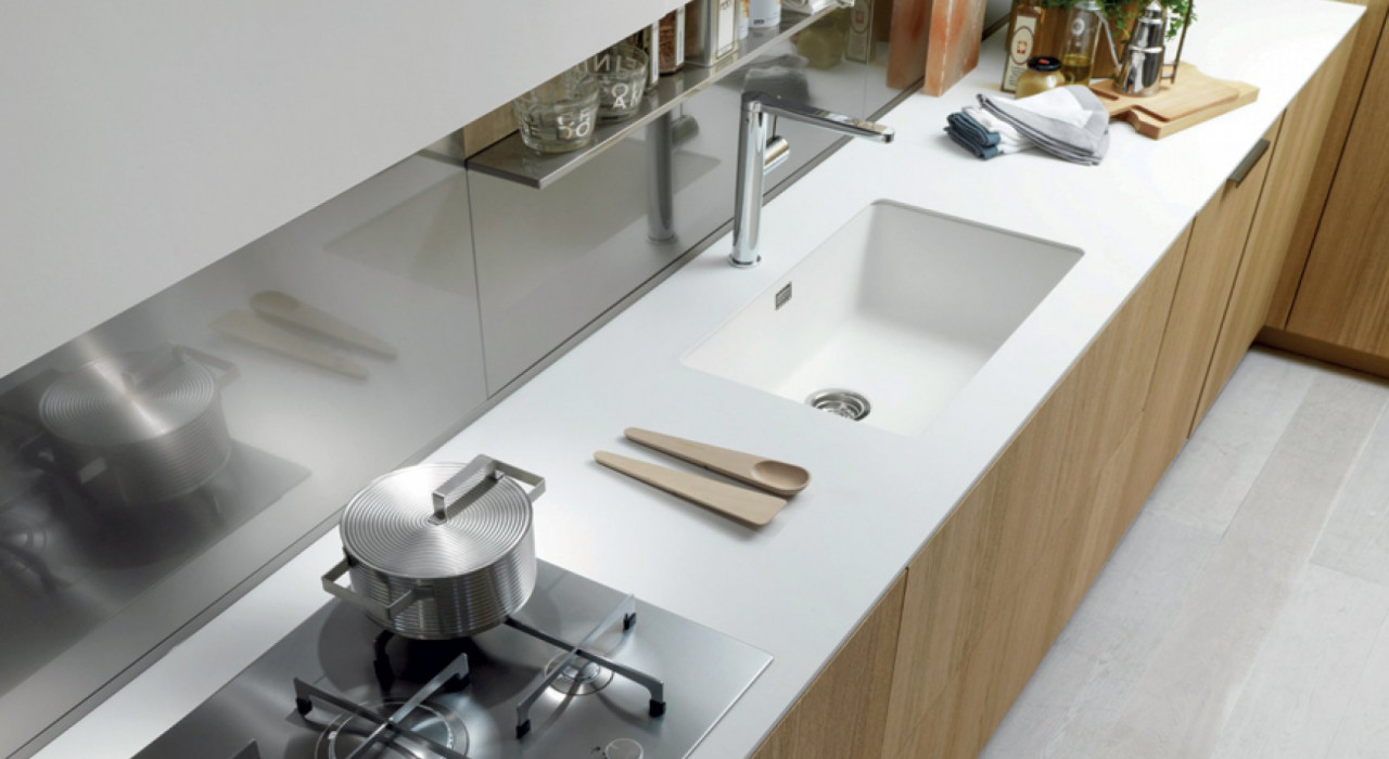Top cucina in laminato una scelta conveniente secondlifekitchen - Laminato in cucina ...