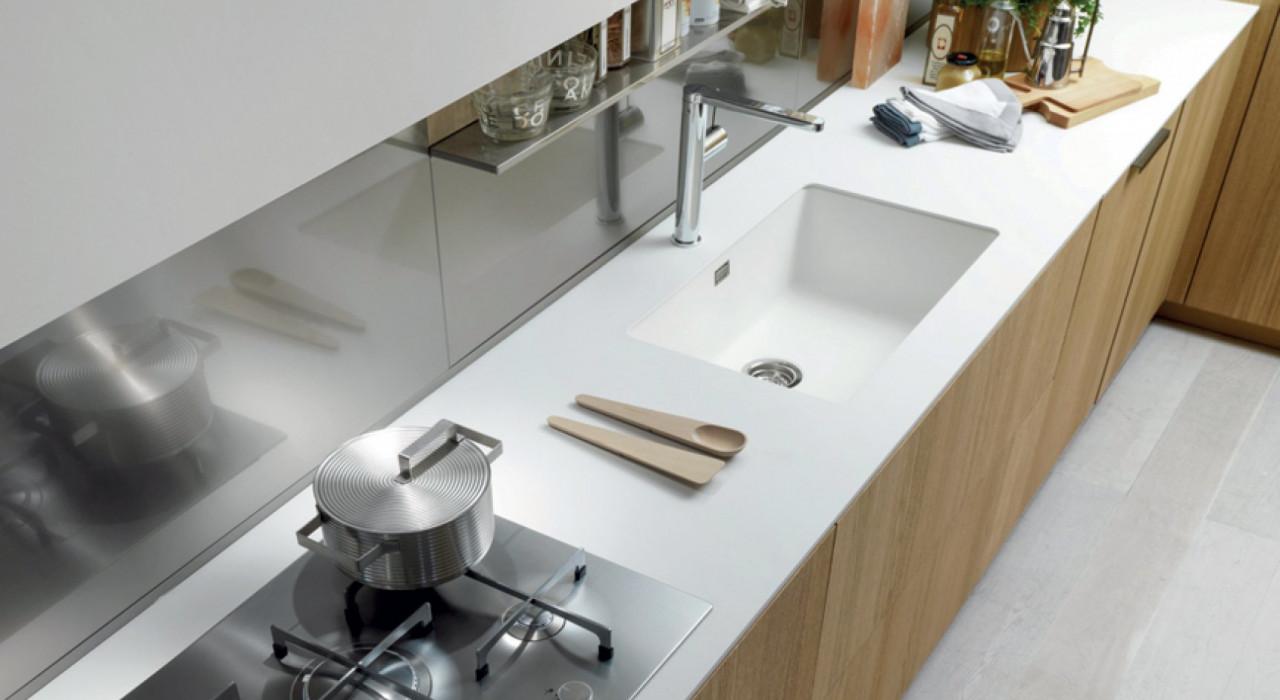 Top Cucina In Resina top cucina in laminato: una scelta conveniente
