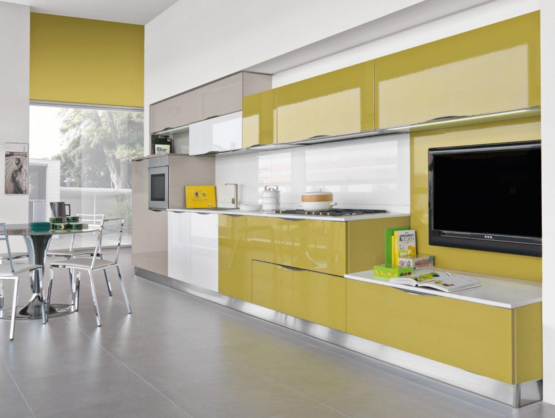 Ante Cucina In Vetro.Ante In Vetro La Soluzione Per Illuminare La Cucina Secondlifekitchen