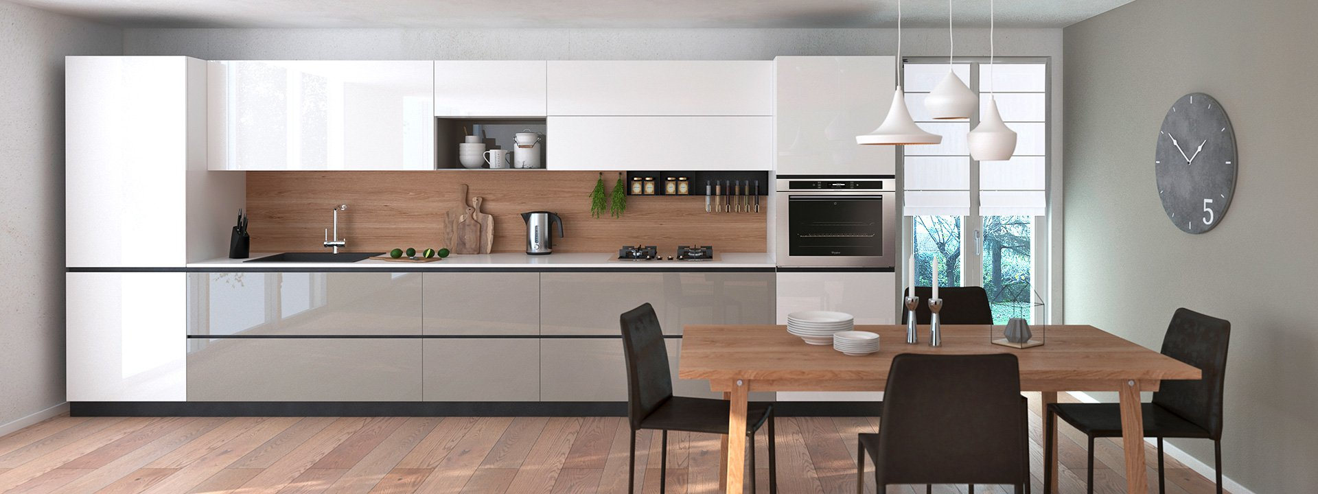 Rinnovo ante e top cucine Second Life Kitchen